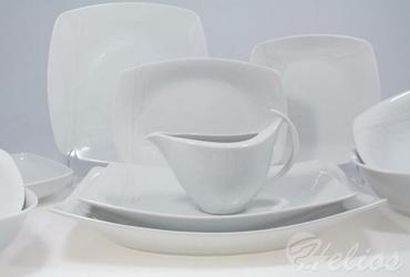 Serwis obiadowy bez wazy dla 12 os.  44 części - G727 AKCENT