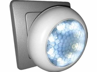 Lampka Nocna LED z Czujnikiem Ruchu