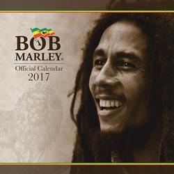 Bob Marley - oficjalny kalendarz 2017
