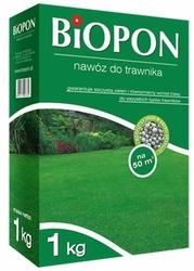 Biopon, nawóz granulowany do trawnika, 1kg