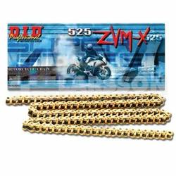Łańcuch napędowy DID GG 525 ZVMX110 X2-ring hiper wzmocniony złoty 2151830