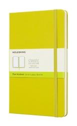 Notes Moleskine L gładki dandelion yellow