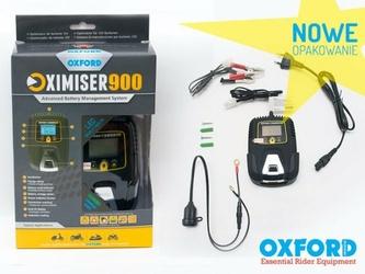 OXFORD OXIMISER 900 EL571 ŁADOWARKA DO AKUMULATORÓW 12V zastępuje OF571
