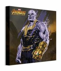 Avengers: Infinity War Thanos - obraz na płótnie
