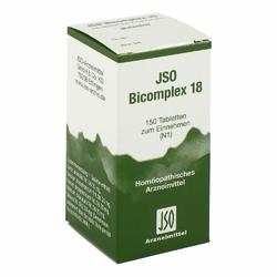Jso Bicomplex Heilmittel Nr. 18