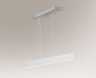 Shilo :: Lampa wisząca HIOKI 5575 - kolor biały