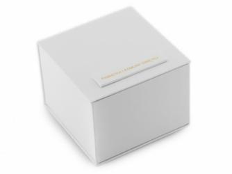 Prezentowe pudełko na zegarek - komunia