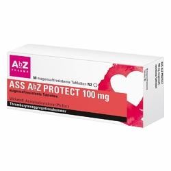 Ass Abz Protect 100 mg magensaftresist.Tabl.