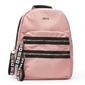 Plecak damski różowy big star gg574137 - różowy