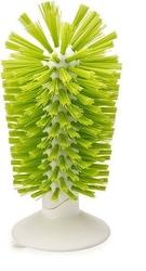 Szczotka do mycia szklanek i kieliszków brush-up zielona