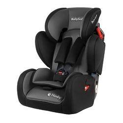 Babysafe husky sip czarno-szary limited edition fotelik 9-36kg