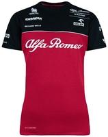Koszulka damska alfa romeo orlen racing 2020