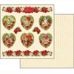 Papier do scrapbookingu 30,2x31,2 cm - 259
