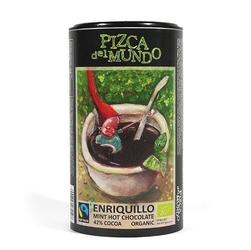 Pizca del mundo | enriquillo czekolada do picia o smaku miętowym 250g | organic - fairtrade