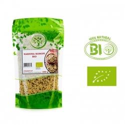 Bio nasiona konopi łuskane 250g