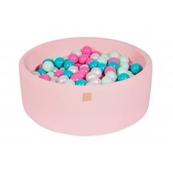 Suchy basen dla dziecka 90x30 cm + 250 piłek - unicorn