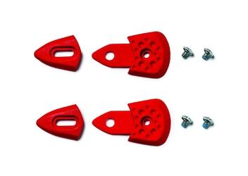 Suwak wentylacji z podkładką antypoślizgową do podeszwy vent carbon 45-48