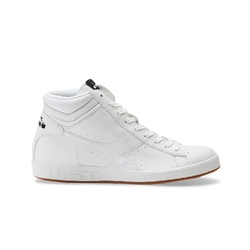 Sneakersy diadora game p high - biały
