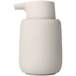 Dozownik do mydła ceramiczny blomus sono moonbeam b69054