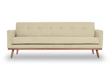 Sofa klematisar 3-osobowa sztruksowa sztruks capri