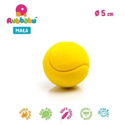 Mini piłka sensoryczna tenisowa - żółta