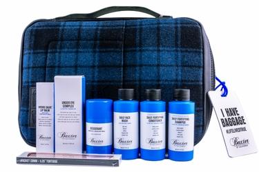 Baxter of california travel kit - podróżna kosmetyczka z męskimi produktami