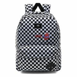Plecak szkolny Vans Old Skool III - VN0A3I6RHU0 Custom Spiderman z Haftowanym Imieniem