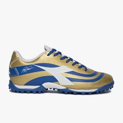 Buty piłkarskie męskie diadora rb10 mars r tf - złoty