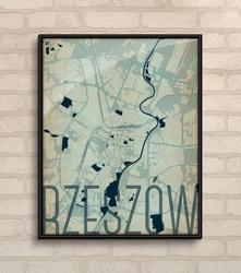 Rzeszów - artystyczna mapa