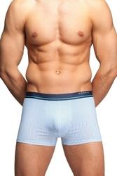 Rossli msh-901 jasny niebieski bokserki męskie
