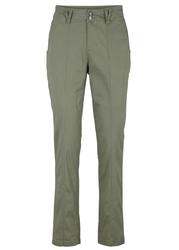 Spodnie bonprix oliwkowy