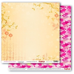 Ozdobny papier 30,5x30,5 cm - lantern festival - 04
