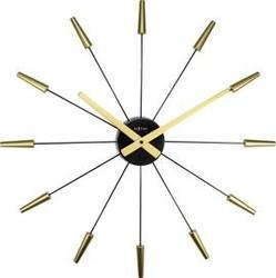 Nextime :: zegar ścienny go ø58 cm