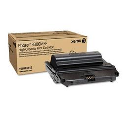 Toner oryginalny xerox 3300 mfp 8k 106r01412 czarny - darmowa dostawa w 24h