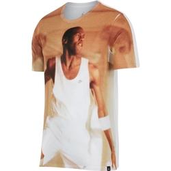 Koszulka air jordan sportswear mj photo allover print - 916026-100
