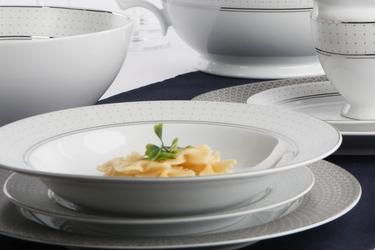 Zestaw obiadowy dla 6 osób porcelana mariapaula sissi 18 elementów