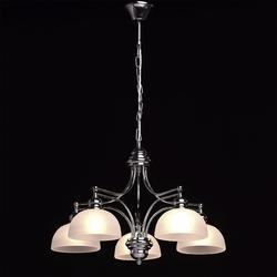 Nowoczesny żyrandol chromowany felicia mw-light classic 347017405