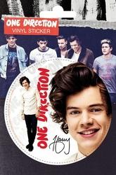 1D One Direction - Harry Styles - naklejka