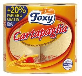 Foxy cartapaglia, ręcznik kuchenny, 2 rolki