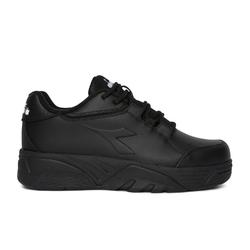Sneakersy damskie diadora majesty - czarny