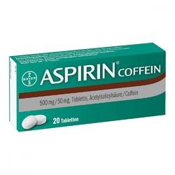 Aspirin coffein tabletki