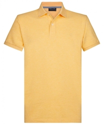 Męska koszulka polo profuomo żółta s