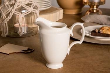Mlecznik  dzbanek do mleka porcelana mariapaula ecru