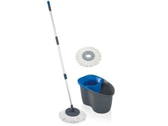 Zestaw clean twist mop active niebieski