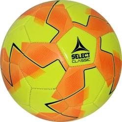 Piłka nożna select classic 5 żółto-pomarańczowa