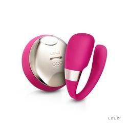 Sexshop - wibrator dla par - lelo tiani 3 czerwony - online