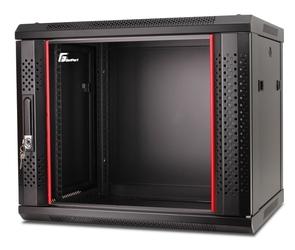 Szafa rack getfort 19 cali 9u 600x450 wisząca - możliwość montażu - zadzwoń: 34 333 57 04 - 37 sklepów w całej polsce