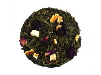 Herbata zielony raj 50g - herbata zielona