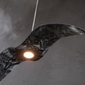 Brokis :: lampa night birds brokis glass smoke grey