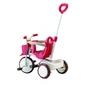 Rowerek trójkołowy iimo - czerwony